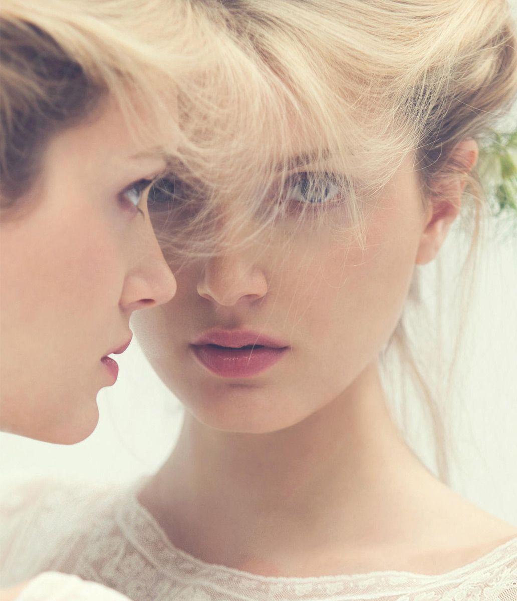 Британская топ-модель Лили Доналдсон в журнале Porter