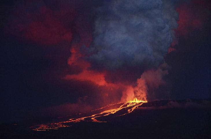 2. Котопахи — вторая по высоте вершина Эквадора и самый высокий активный вулкан страны (5911 м). Нач
