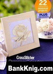 Журнал Cross Stitcher Organiser Calendar 2010 djvu 11,5Мб