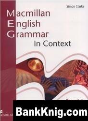 Книга Macmillan English Grammar in context. Essential pdf 44,5Мб