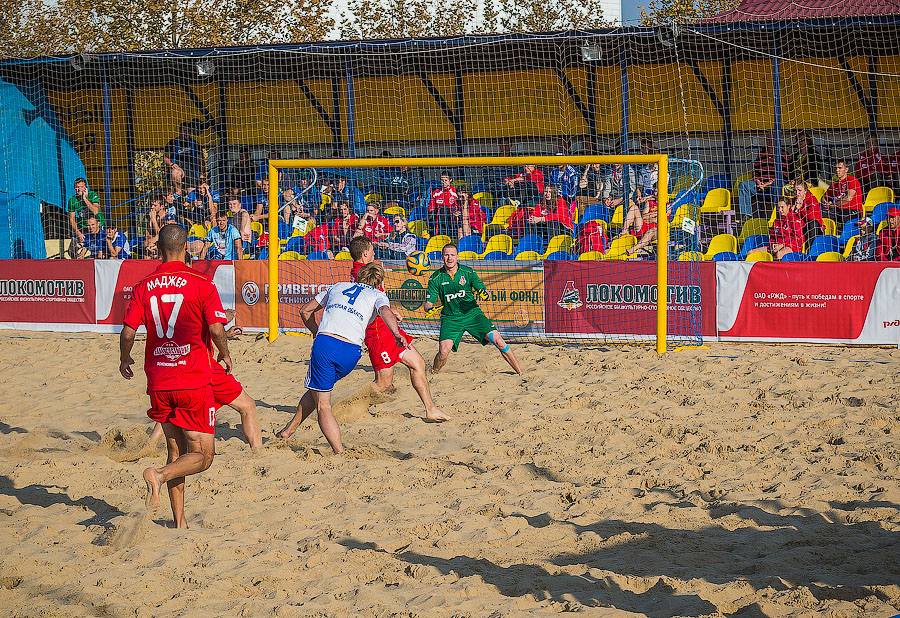 Анапа пляжный футбол фото