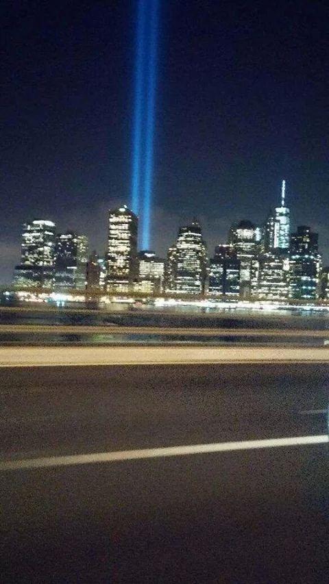 тут были башни близнецы 11 сентября