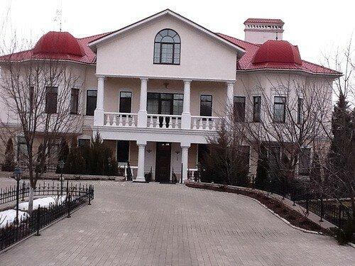 особняк дом ефремова