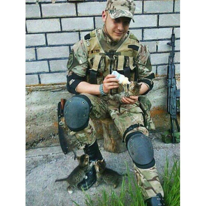 За день боевики около 20 раз обстреляли позиции украинских военнослужащих, - пресс-центр АТО - Цензор.НЕТ 5571