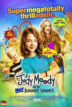 Judy Moody und der vonll coole Sommer (2011)