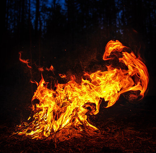 Огненные образы
