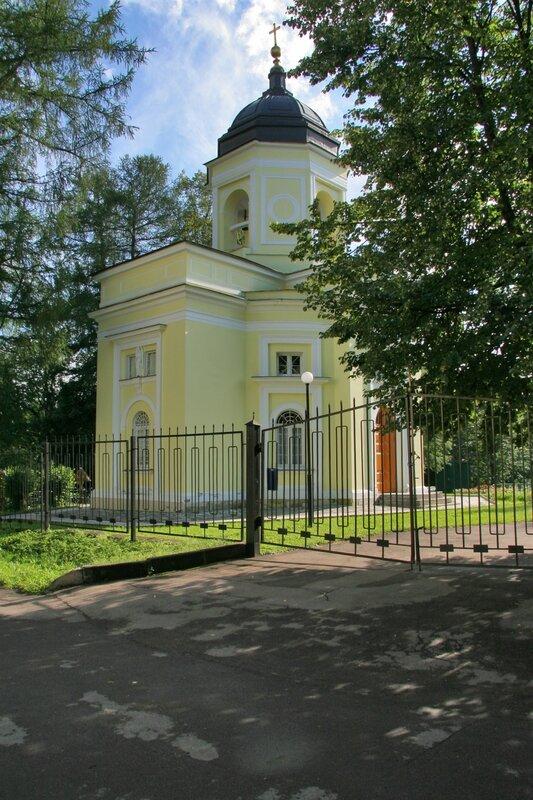 Церковь Петра и Павла, Усадьба Марфино