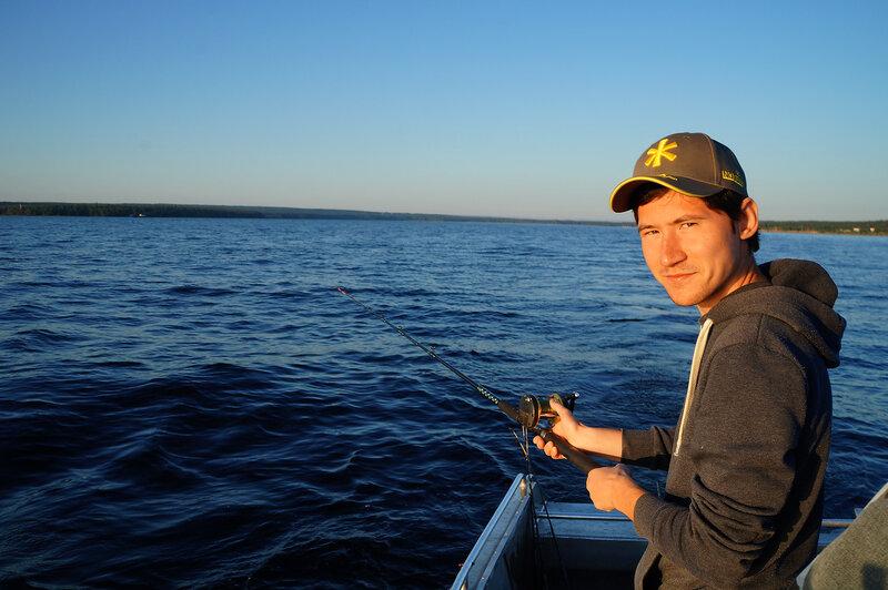 где хорошая рыбалка на онежском озере