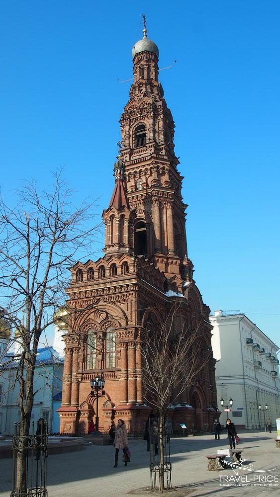 Собор Богоявления Казань