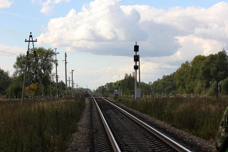 Входной Н станции Оленино