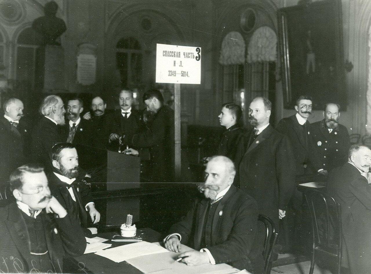 Выборы выборщиков во Вторую Государственную думу в Городской думе