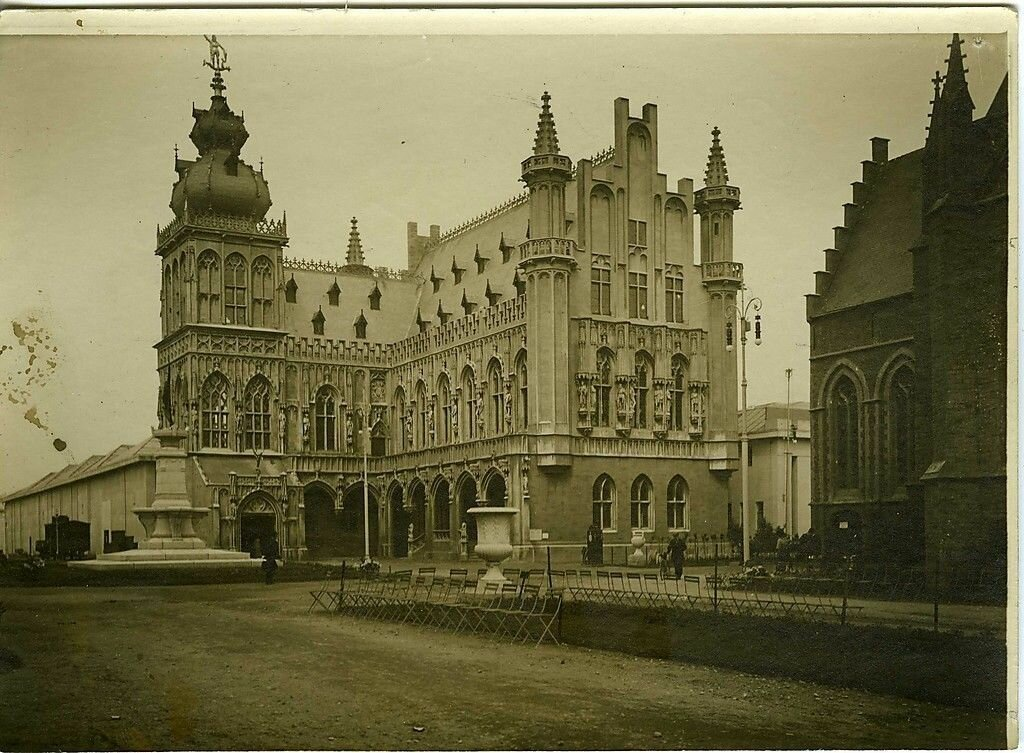Павильон Брюсселя