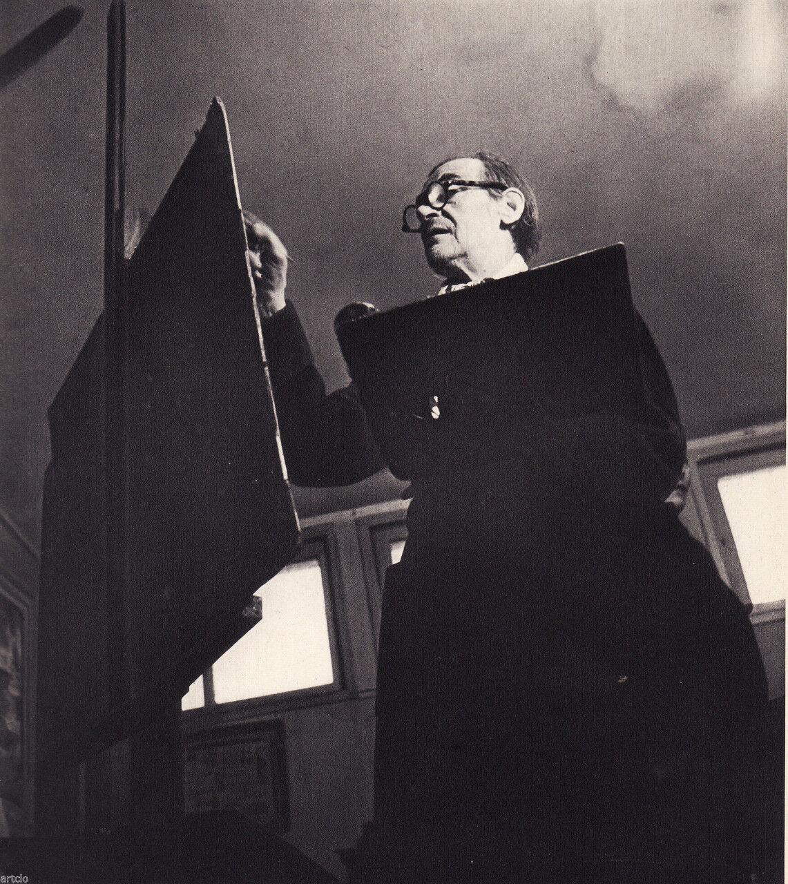 1947. Морис Утрилло
