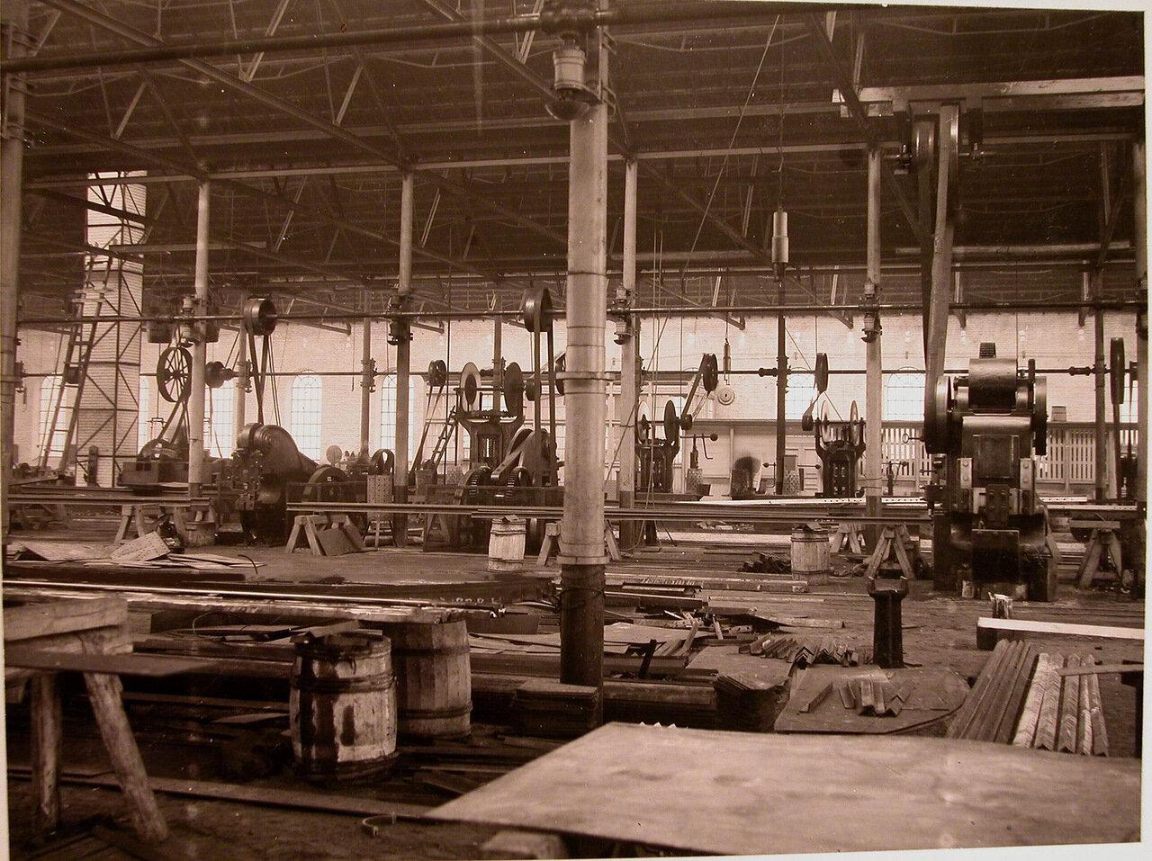 07. Внутренний вид котельной обслуживающей производственные и другие здания общества