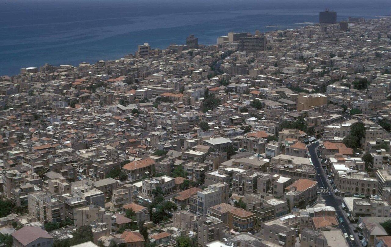 03. Вид на город с воздуха