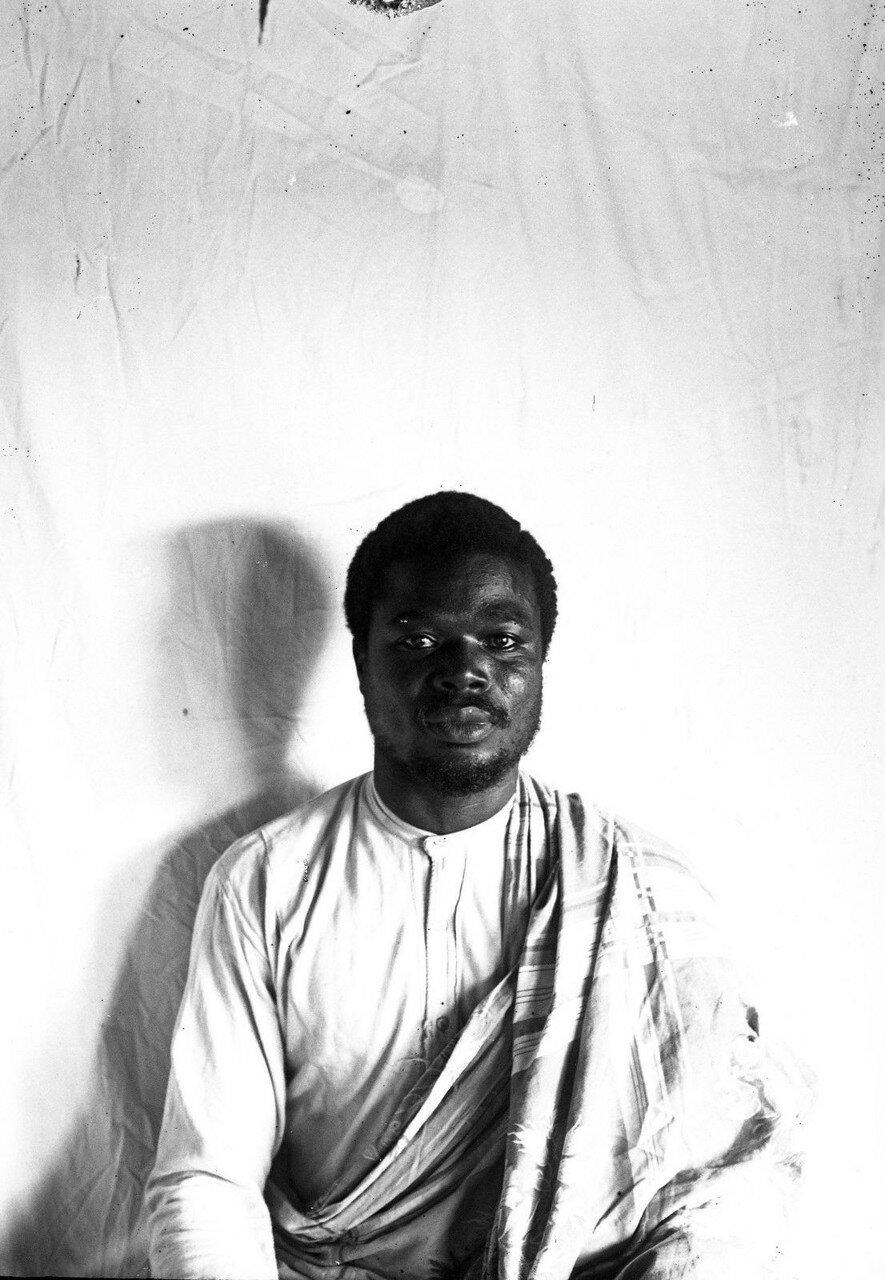 Савалу. Портрет местного жителя