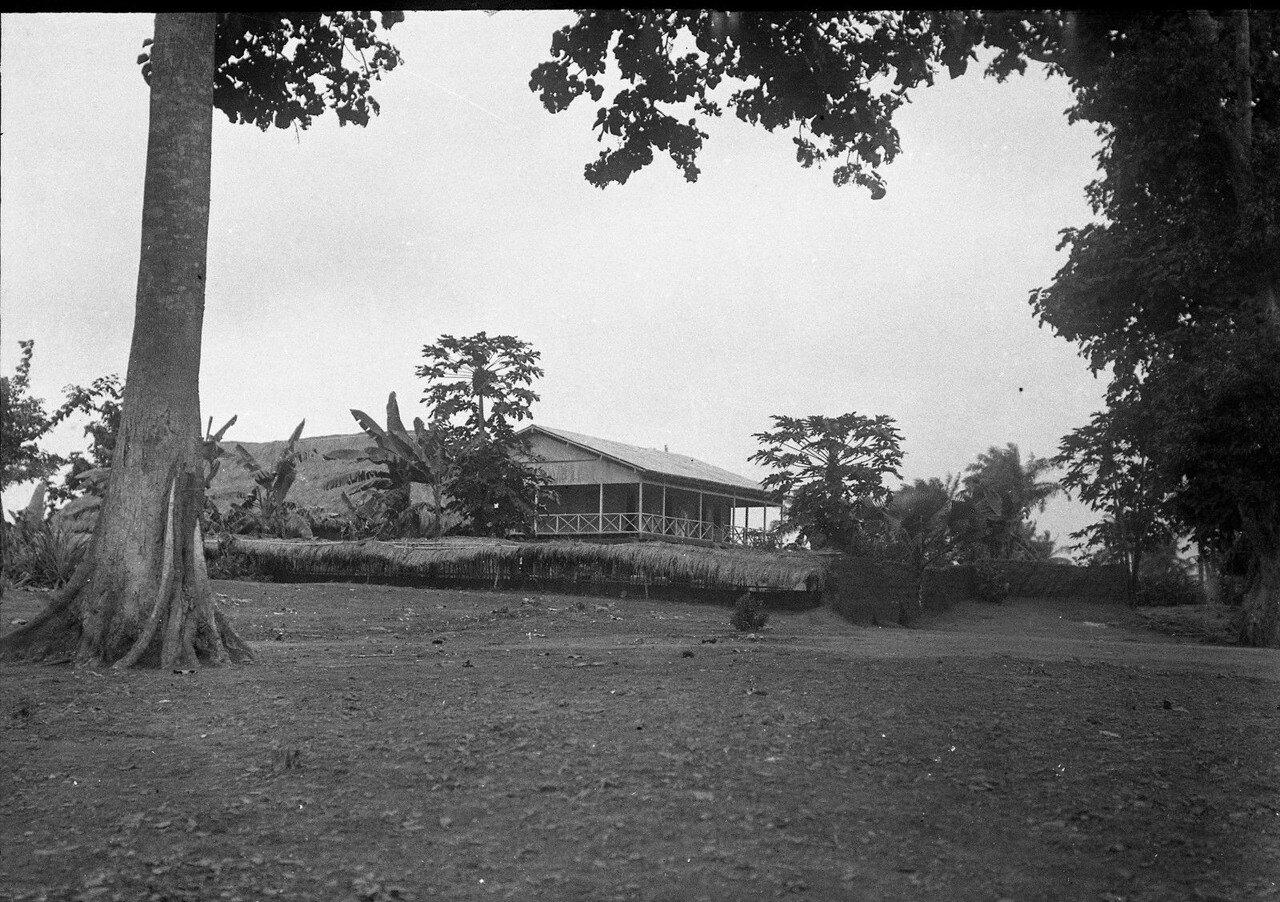 Сагон. Резиденция колониальной администрации