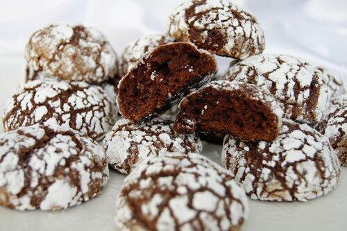 """Шоколадное пирожное """"Метелица"""""""