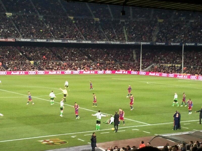«Барселона» в полном
