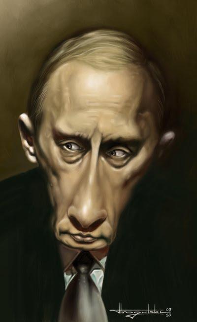 Карикатуры Патрика Строгульски
