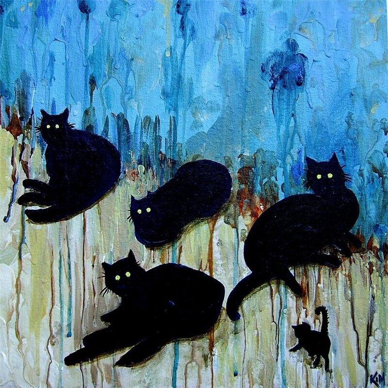 greek cats