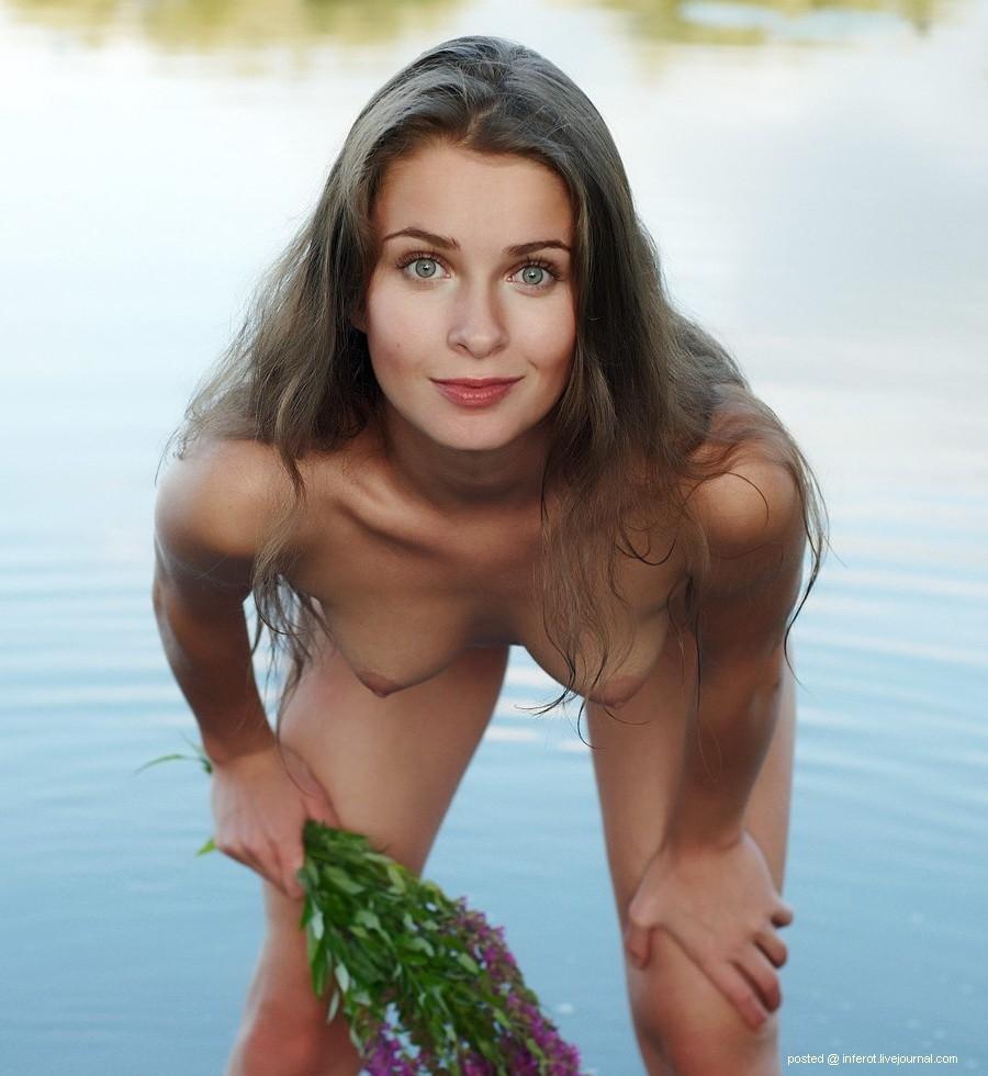 В лесном озере (18 фото)