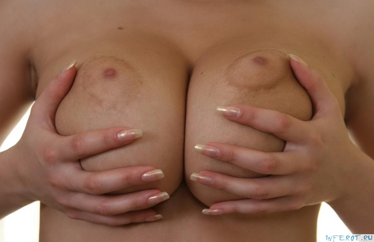 большие груди