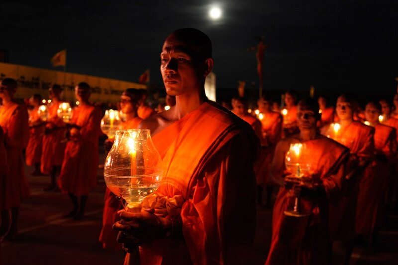 Buddhism en Mass