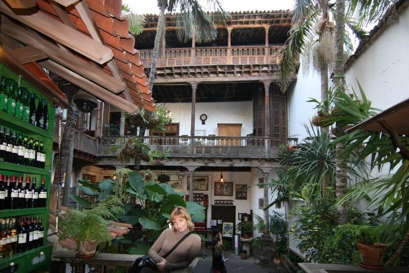Дом с балконами в Ла Оротава, Тенерифе