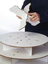 Многоярусная подставка для кексов