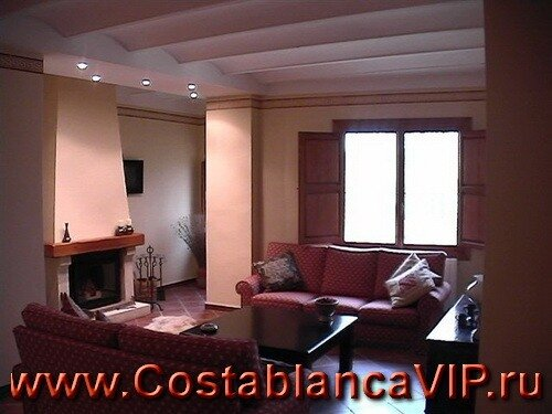Таунхаус в Montaverner, costablancavip, Коста Бланка, недвижимость в Испании, таунхаус в Испании