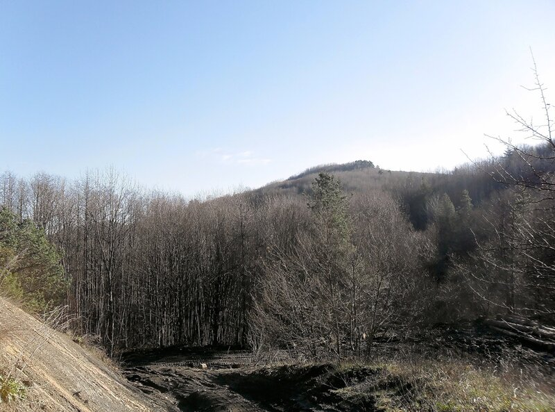 День в горах