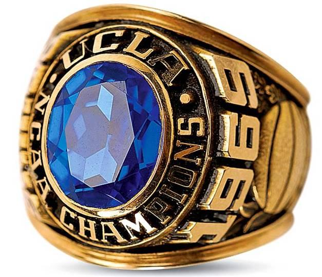 Чемпионские перстни / Champions Rings - UCLA