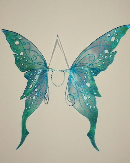 Как сделать крылья для феи своими руками