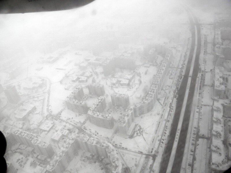 Перелет Гомель-Минск