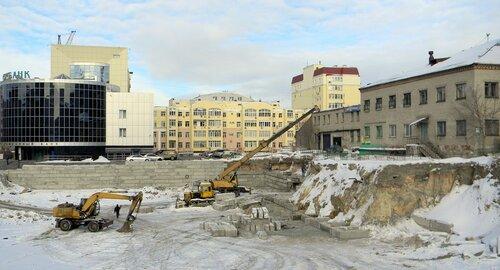 Угол пр. Ленина и ул. Свободы