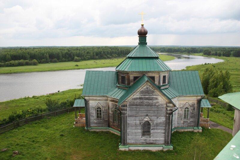 село Троицкое Воскресенского района Нижегородской области