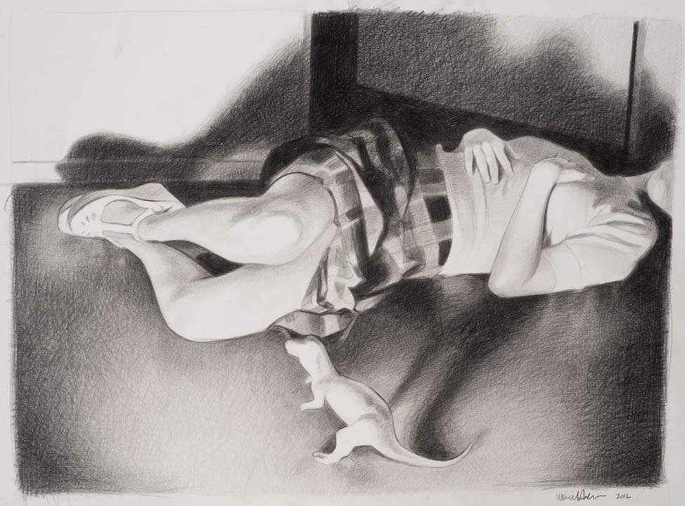 No way home, Mercedes Helnwein280.jpg