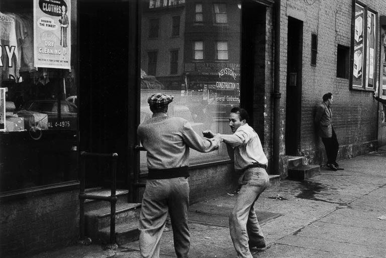 New York in the '50s, Jay Maisel80.jpg