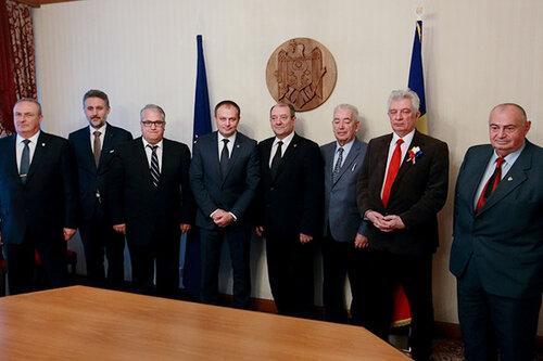 Румыния поддержит европейские устремления Молдовы