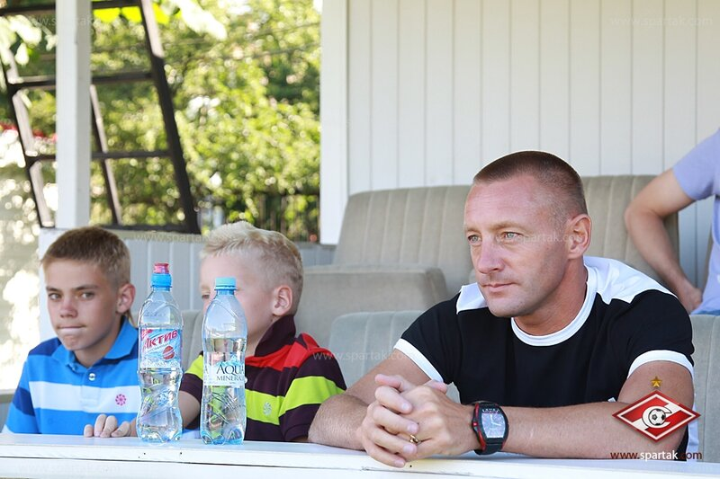 «Спартак» vs «Торпедо» 3:0 контрольный матч 2012 (Фото)