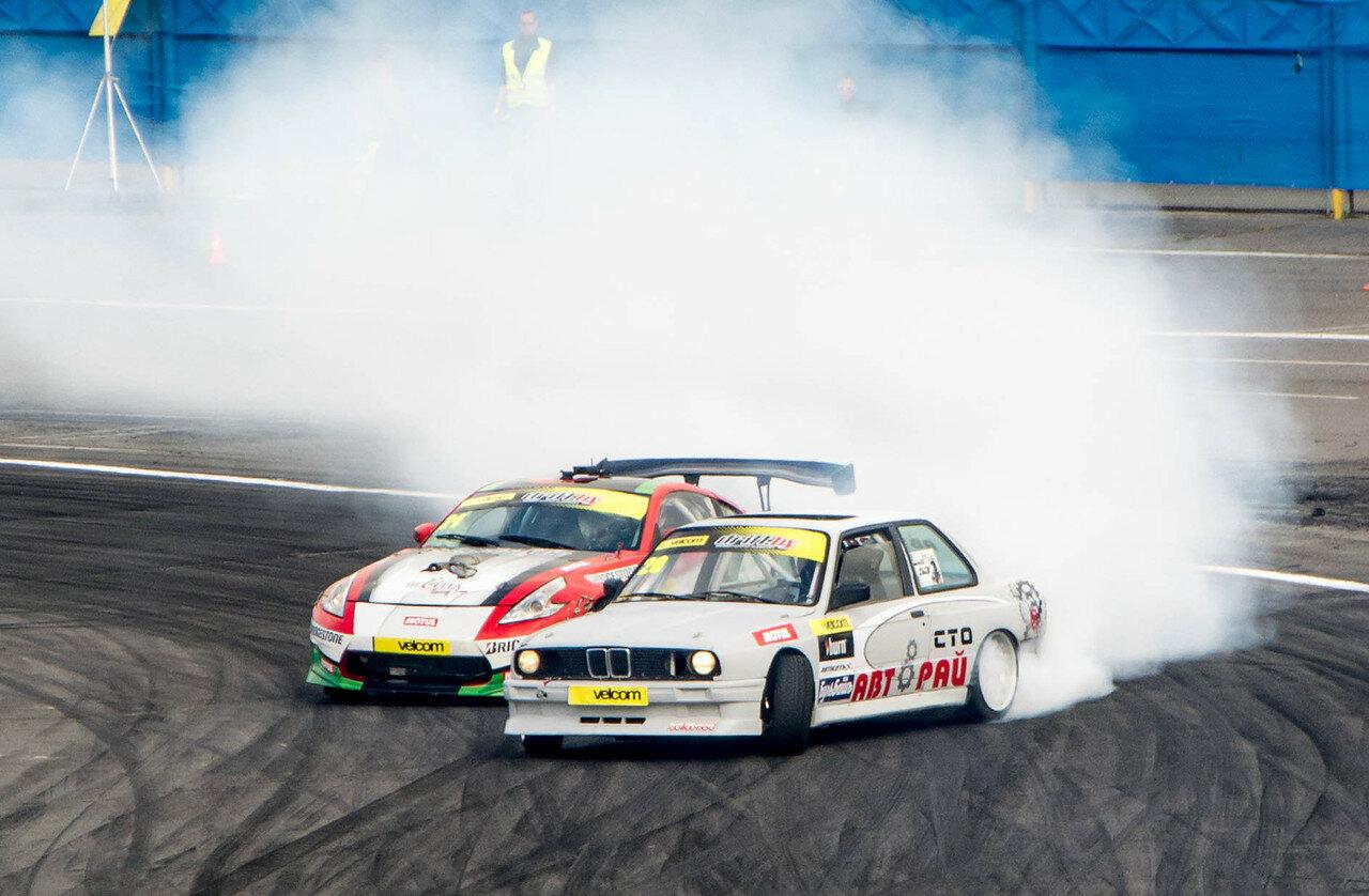 Никита Шиков (Nissan) vs Александр Бусень (BMW)