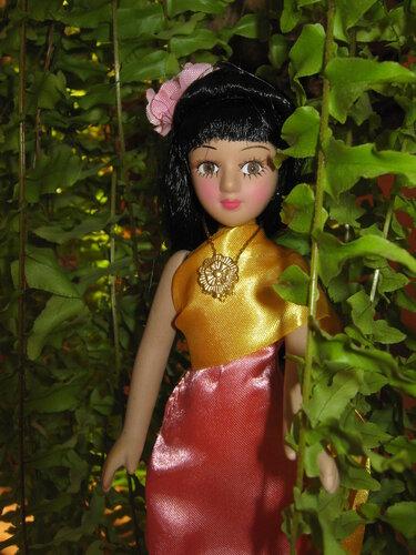 Куклы в Костюмах Народов Мира №18 - Таиланд