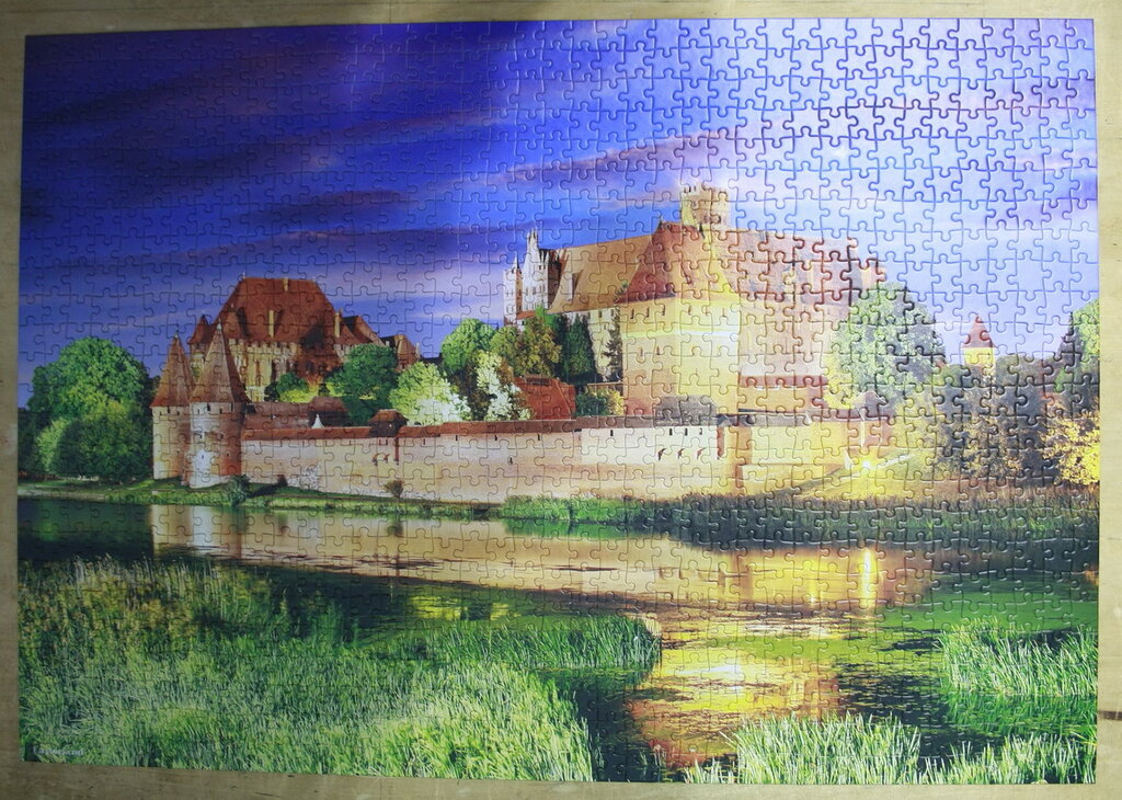 Malbork Castle 1000 elements Puzzle_13.jpg