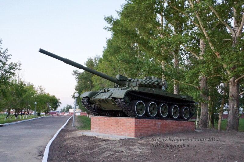 Т-62, ОВТИУ-ОТИИ-ОАБИИ