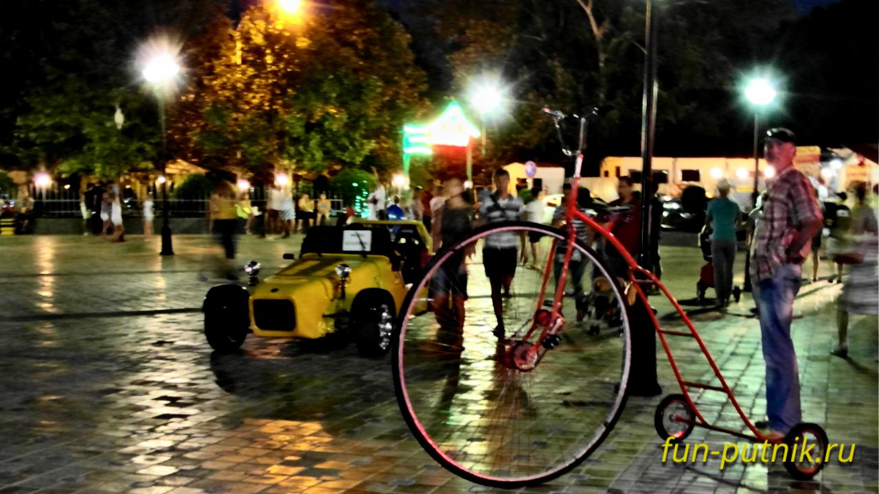 Город курорт Анапа - прогулки по Анапе