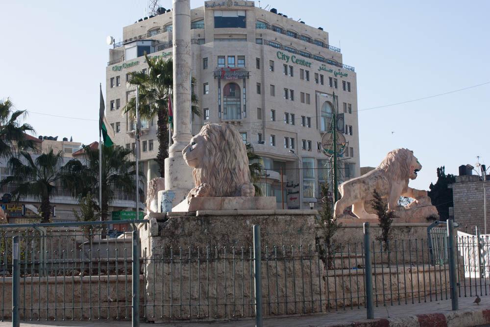 Офис Аль Джазиры в Рамалле