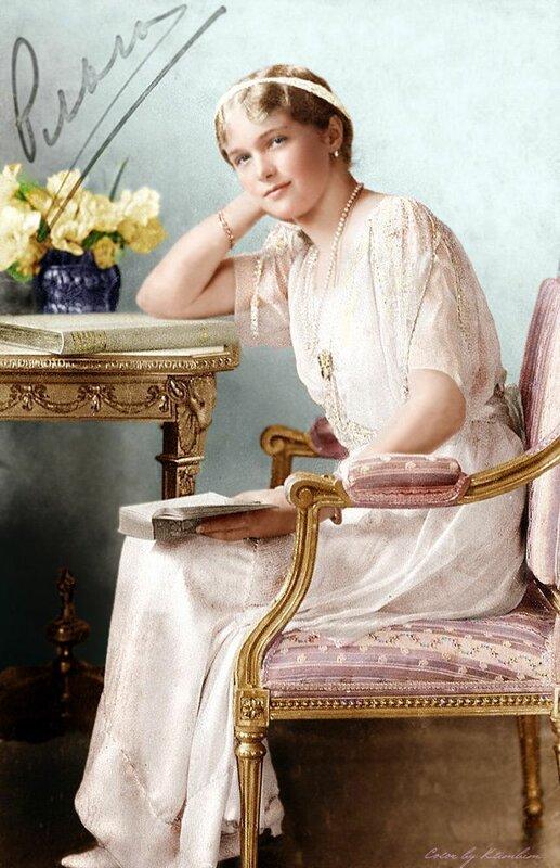 Grand Duchesses Olga