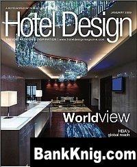 Журнал Hotel Design Январь 2009