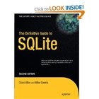 Книга The Definitive Guide to SQLite